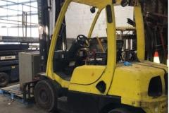 Sunset Self Storage (Forklift)