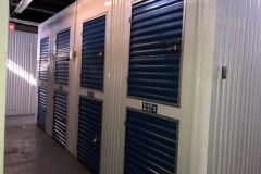 Sunset Self Storage (SMALL UNIT 5X2.5) outside view of wall